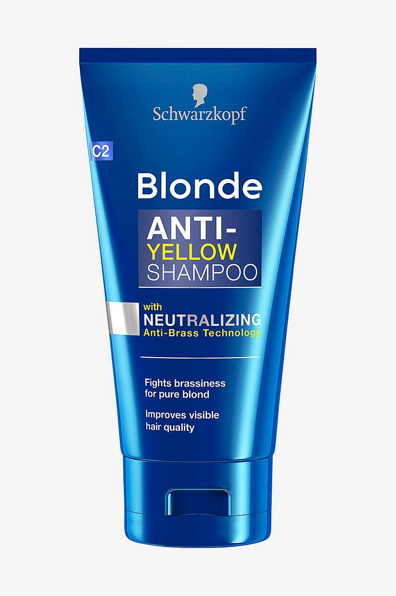 Blonde Anti-Yellow Shampoo