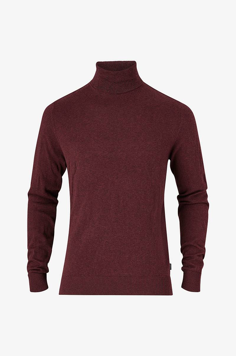 Trøje jjeEmil Knit Roll Neck Sts