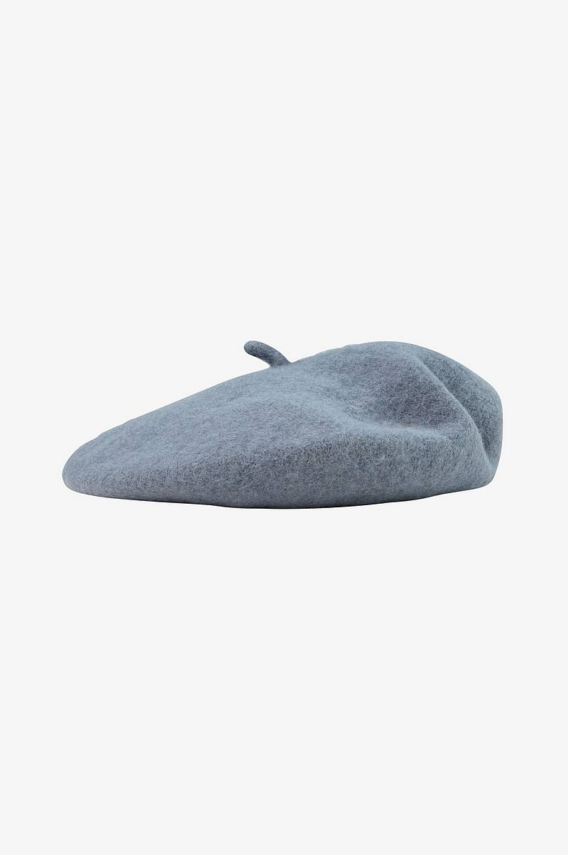 Baby Beret Tender Blue 6-12 md