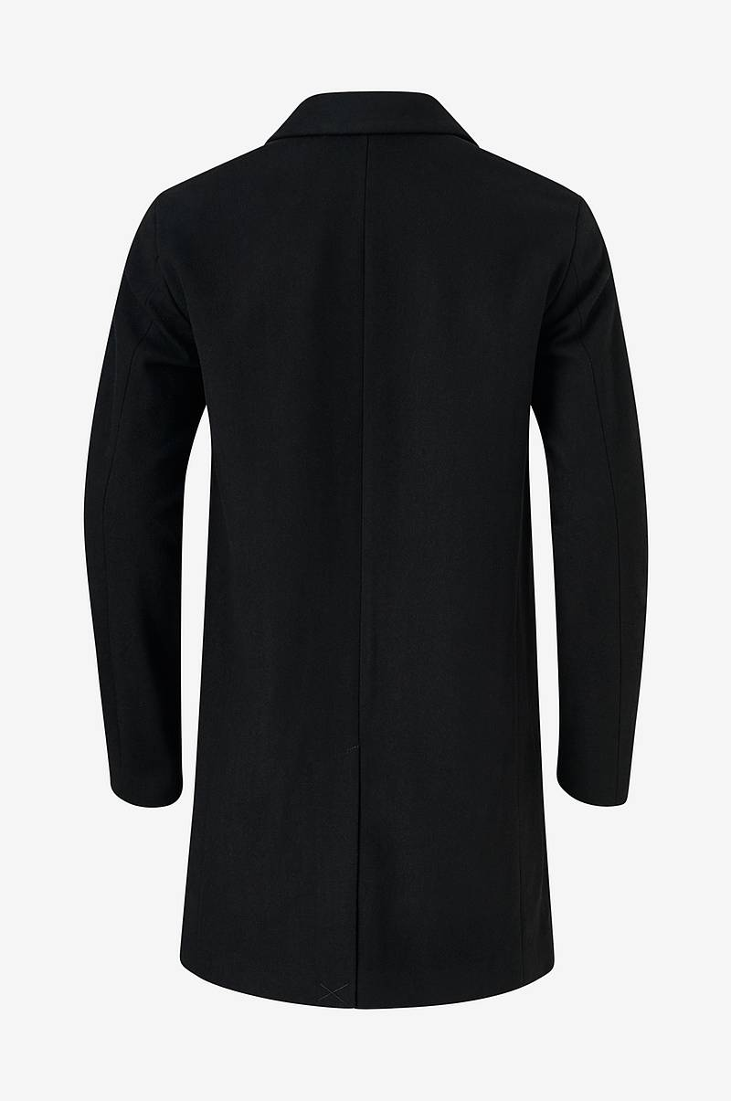 Frakk slhBrove Wool Coat