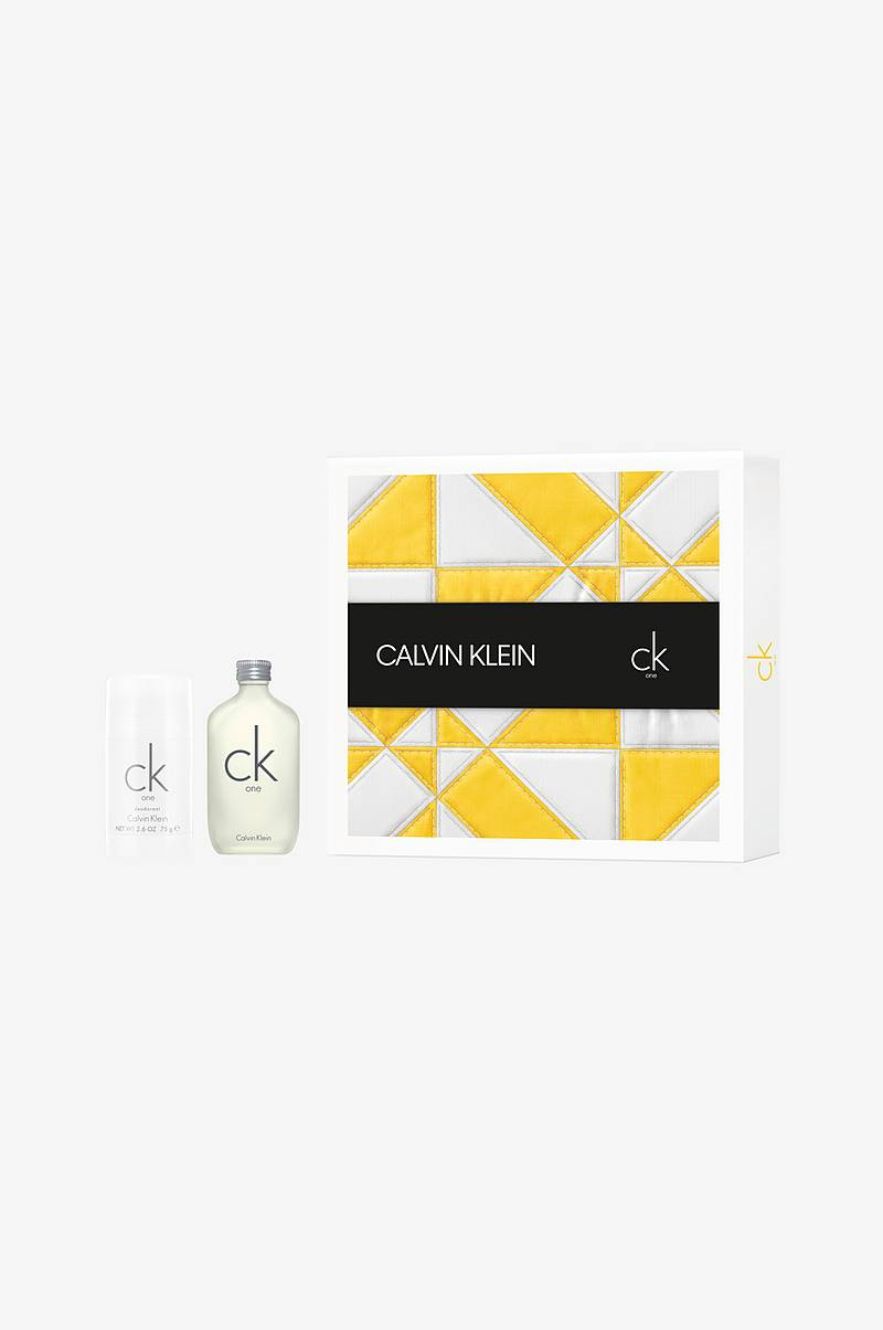Lahjapakkaus Calvin Klein Ck One EdT 50 ml/Deo Stick 75 ml