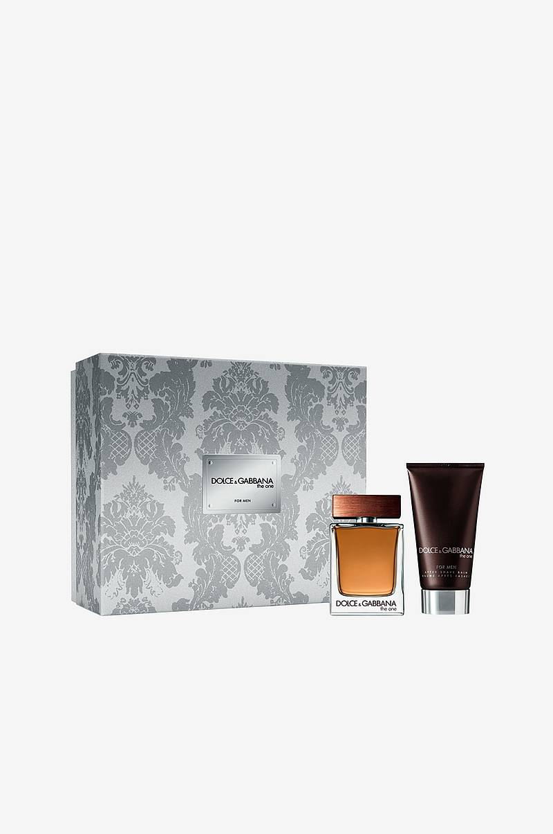Gaveeske Dolce & Gabbana The One For Men Edt 50 ml / Aftershave Balm 75 ml