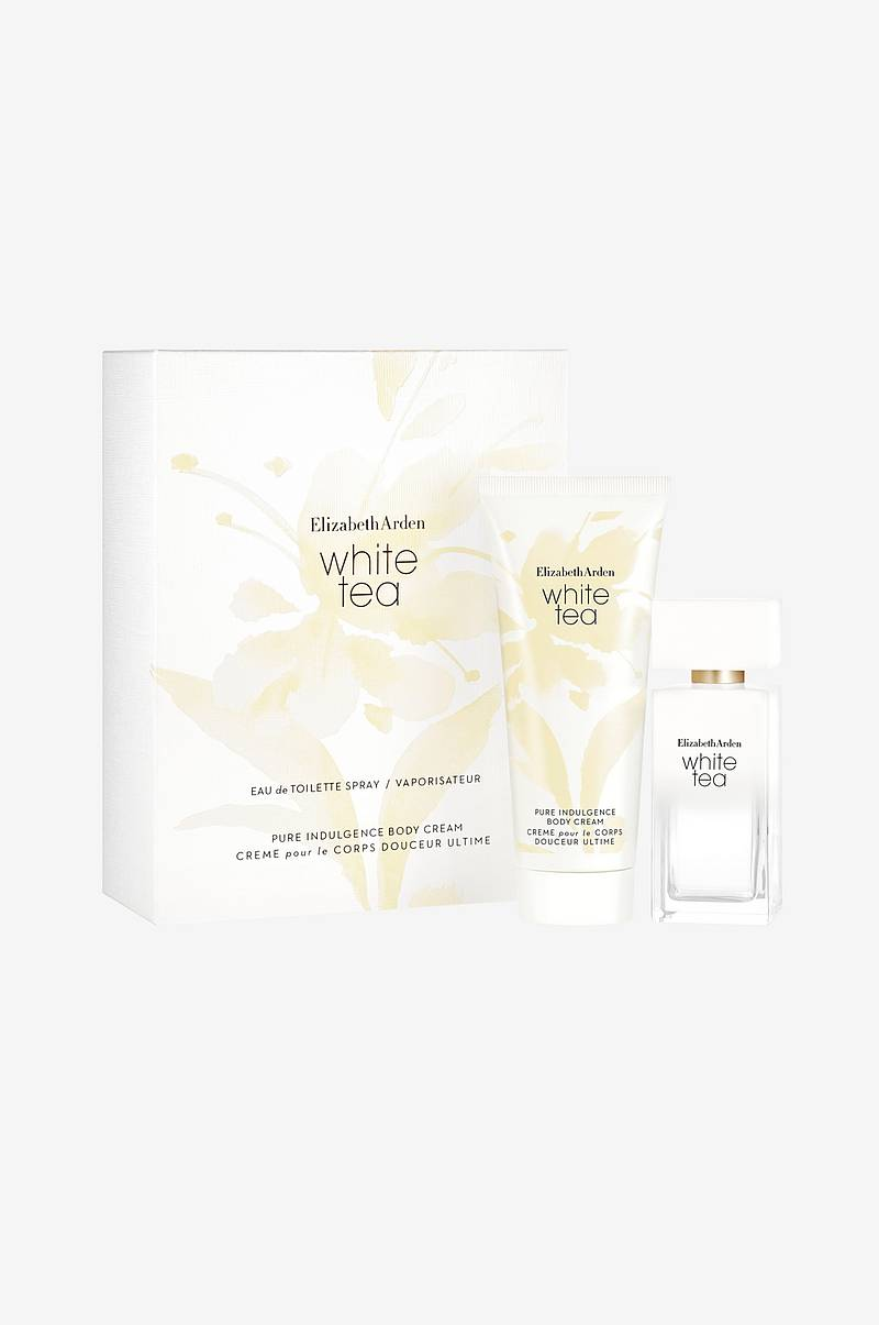 Gaveeske White Tea EdT 50 ml sett