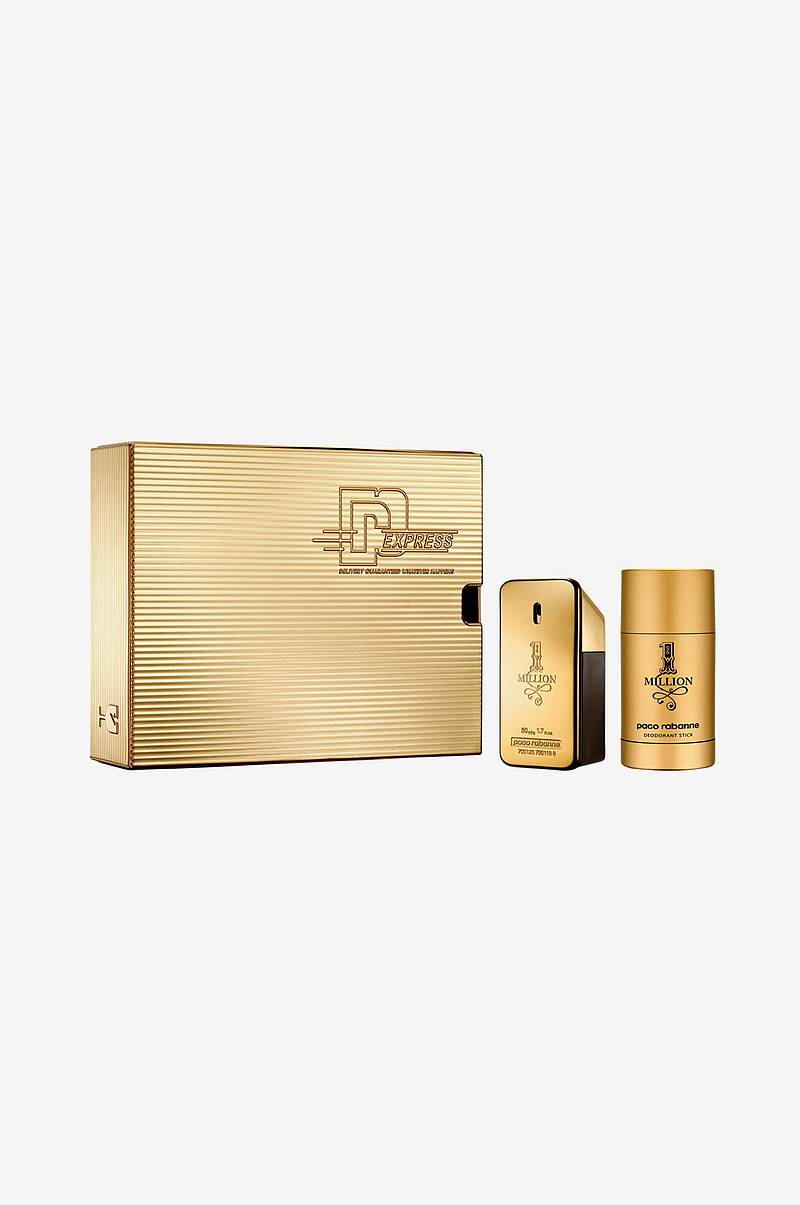 Gaveæske One Million Edt 50 ml / deo stick 75 ml