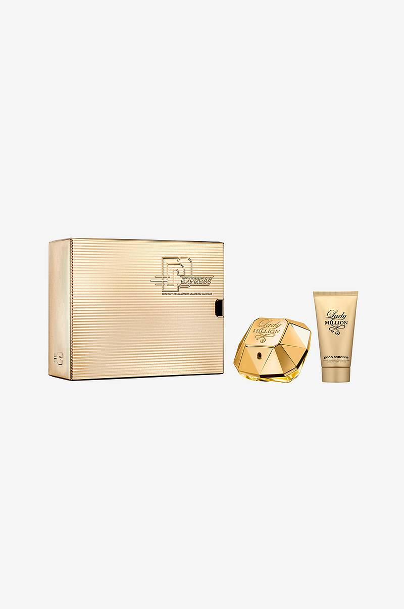 Lahjapakkaus Lady Million Edp 50 ml/bl 75 ml