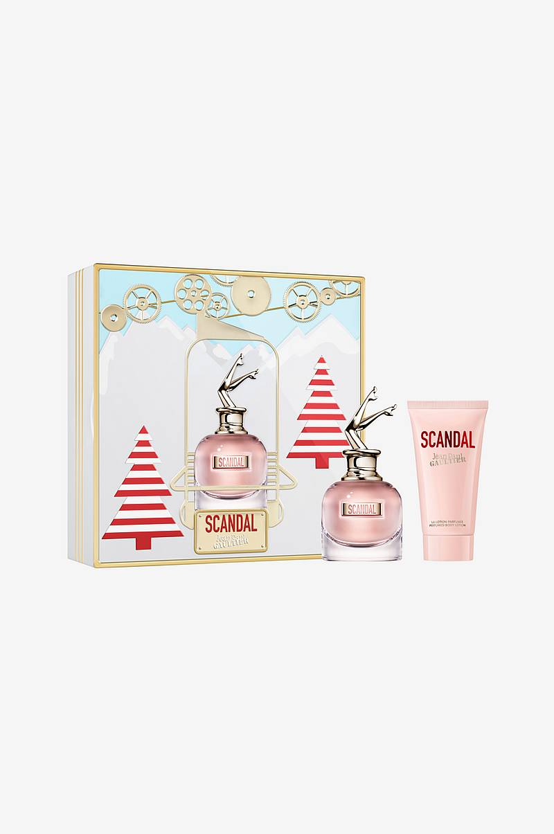 Gaveæske Scandal EdP 50 ml & Body Lotion 75 ml