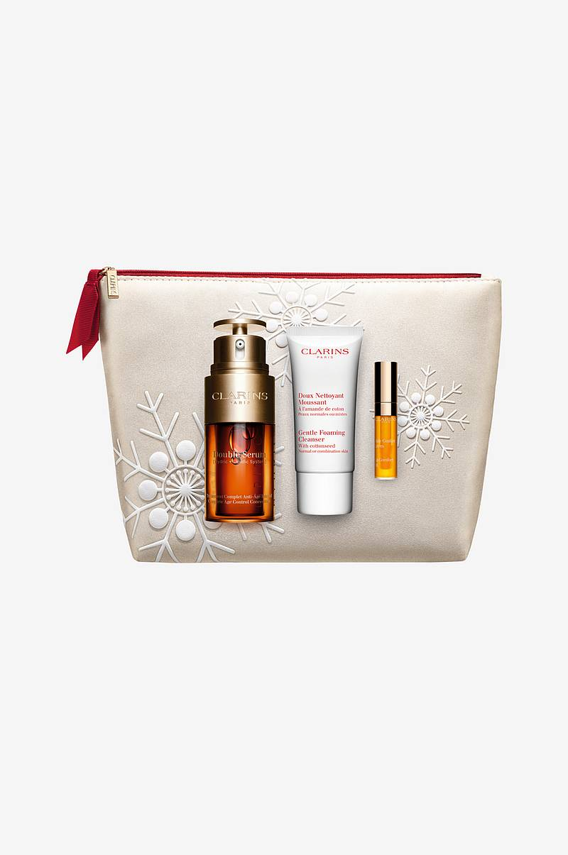 Gaveæske Double Serum Holiday Collection