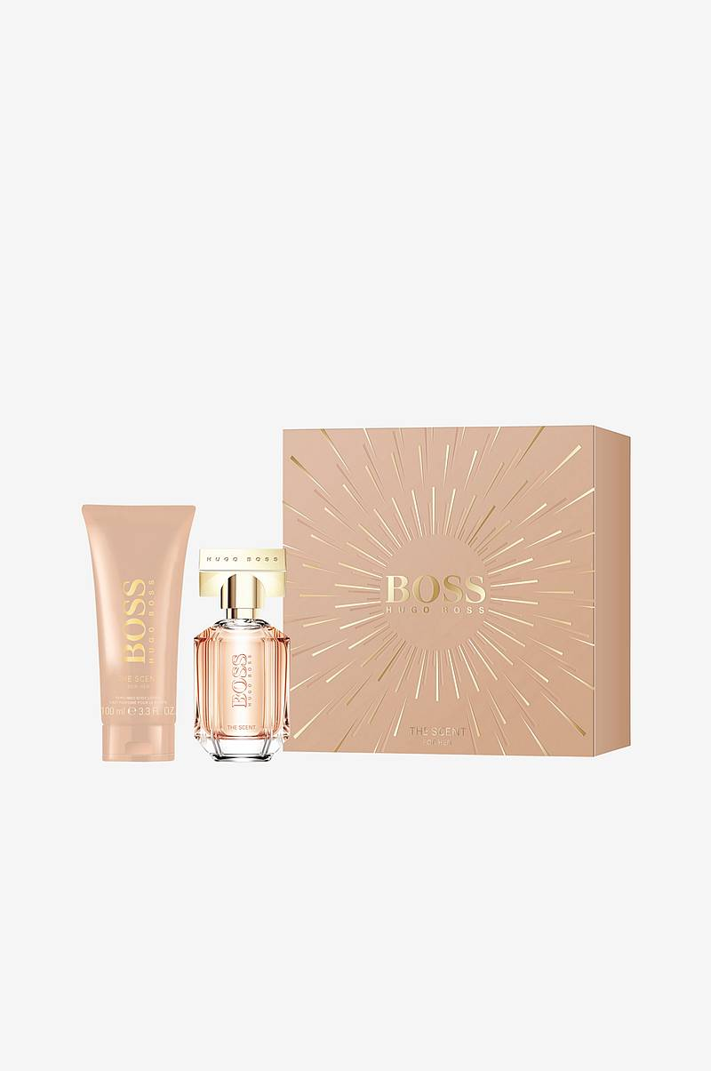 Lahjapakkaus The Scent for Her EdP 30 ml & Bodylotion 100 ml