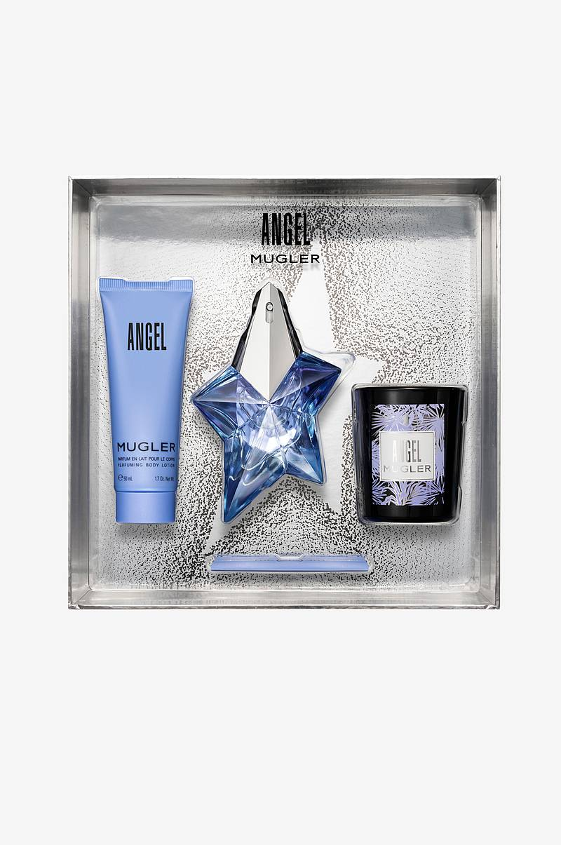 Gaveæske Angel EdP 25 ml / Bodylotion 50 ml / Candle 70 g