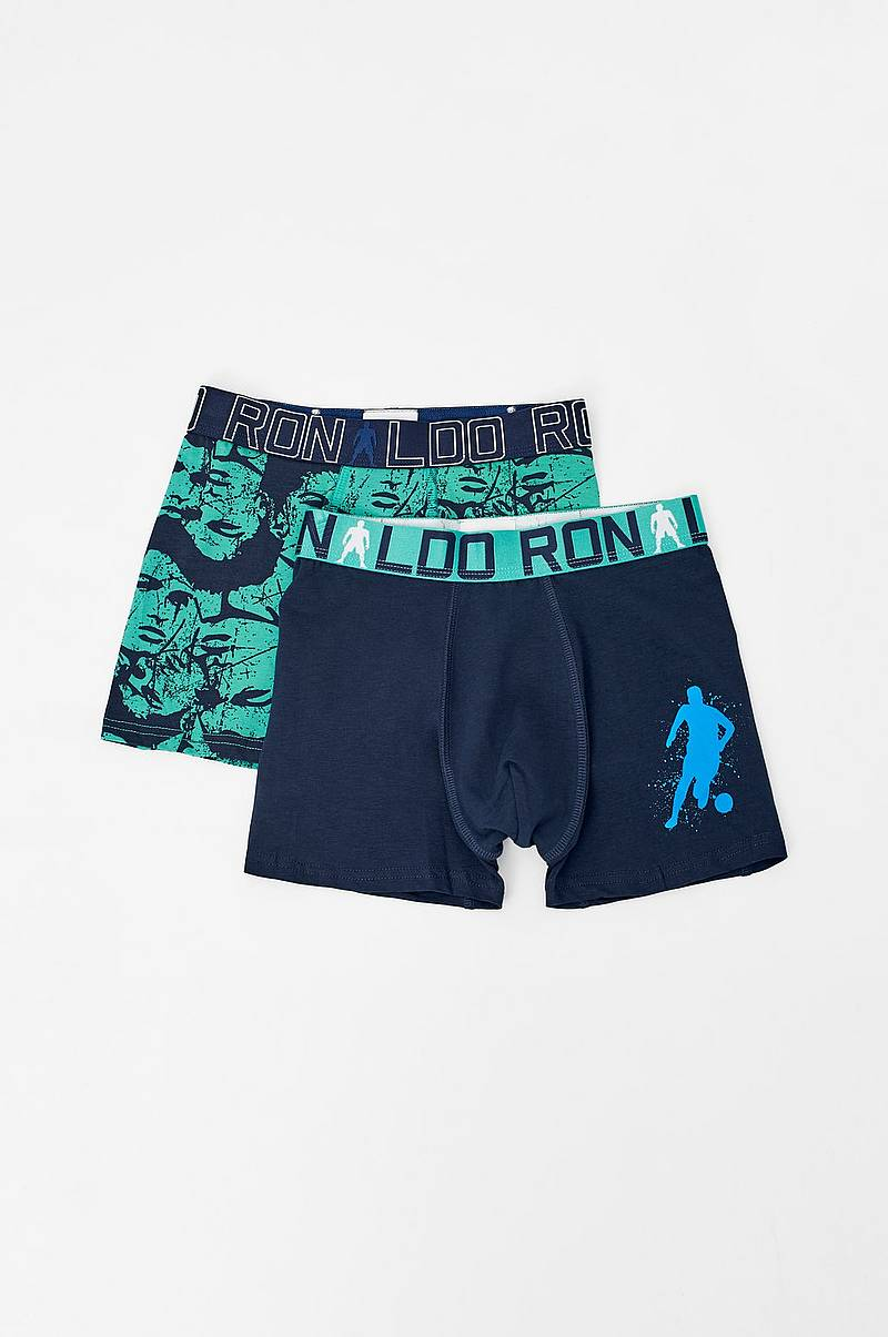 Boxershorts CR7 Boy Trunk 2-pk