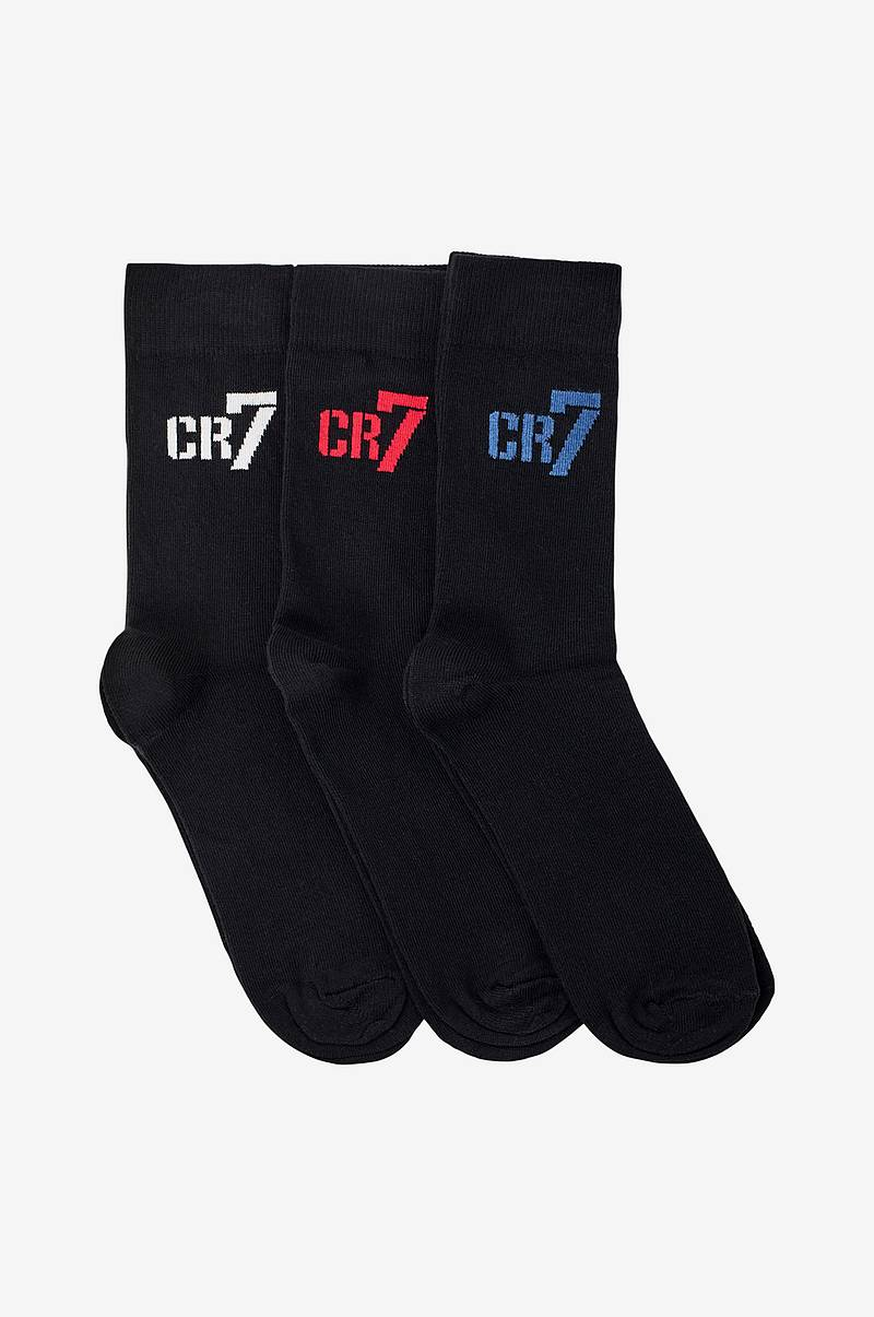 CR7 Kids socks 3-pk