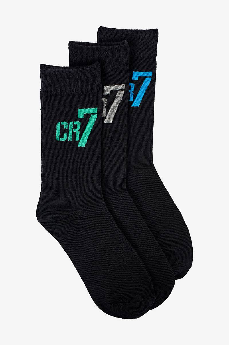 Strumpor CR7 Kids Socks 3-pack