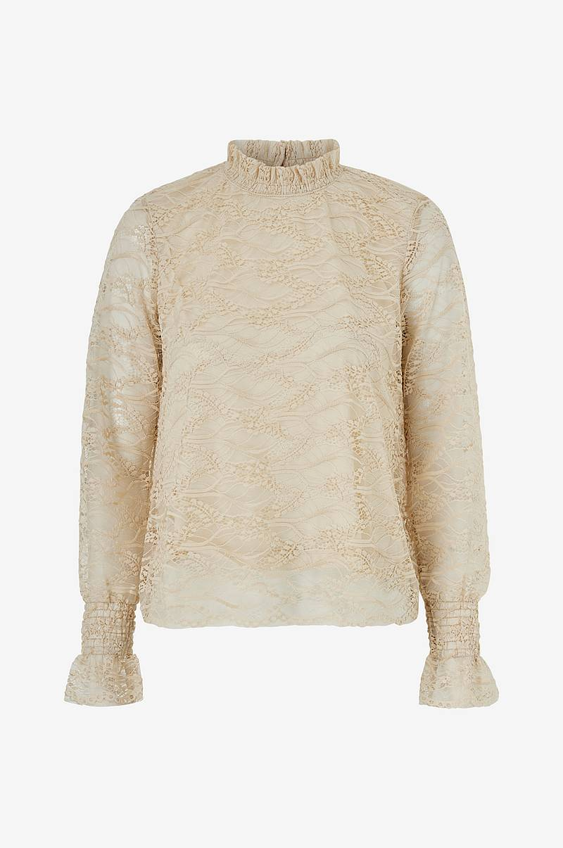 Spetstopp onlDamae L/S High Neck Top