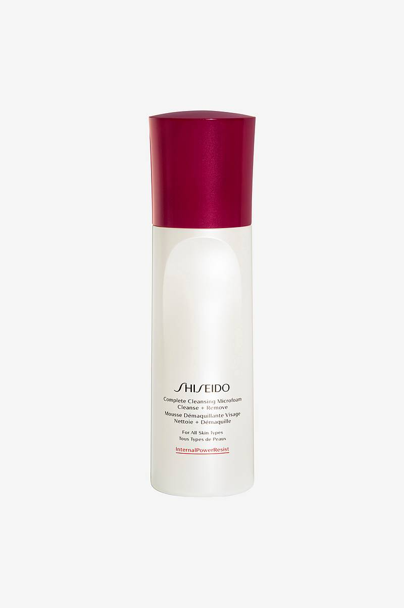 Shiseido Defend Complete cleansing microfoam 180 ml