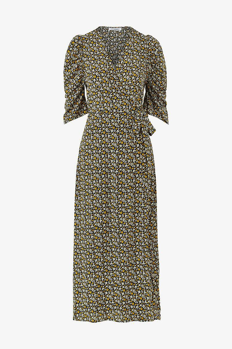 Maxikjole Alina Flower Wrap Dress