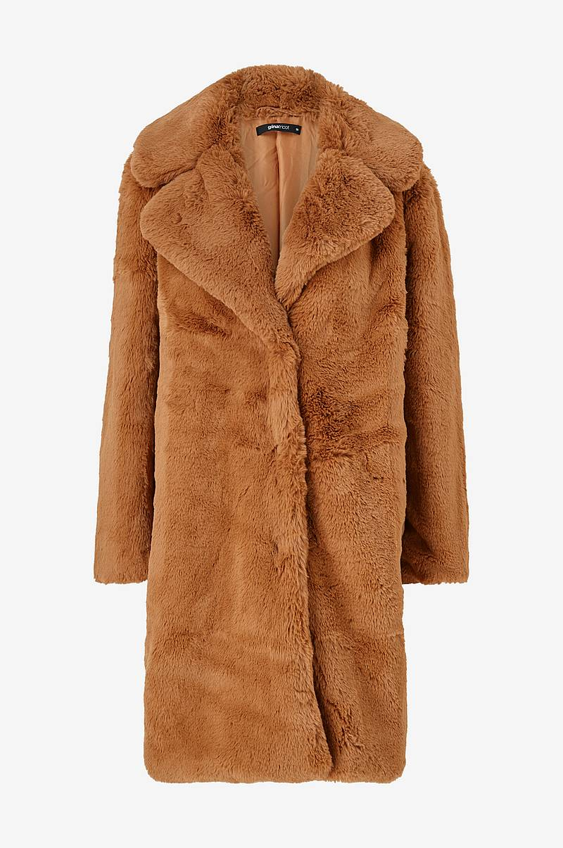 Tekoturkistakki Paula Faux Fur Jacket