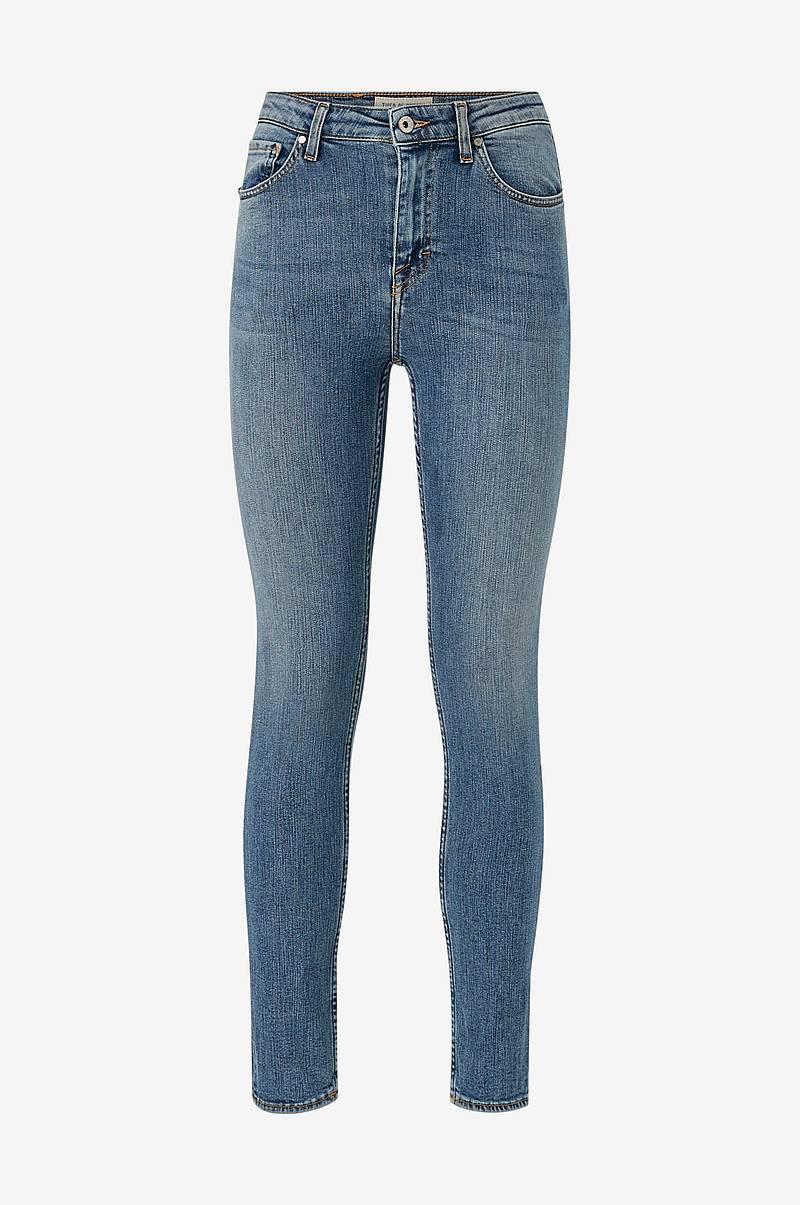 TOM TAILOR Alexa Capri Jeansshorts Dame Grønn Klær Jeans
