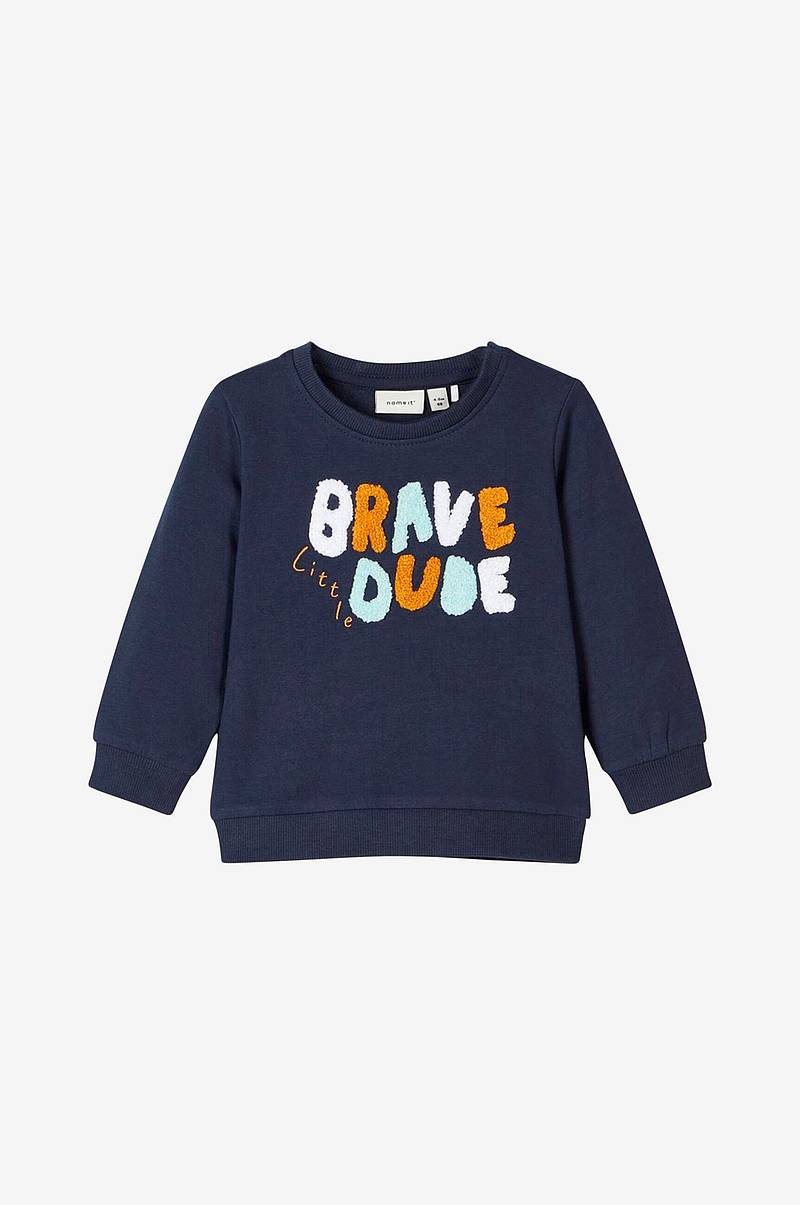 Sweatshirt nbmBibrave LS Sweat