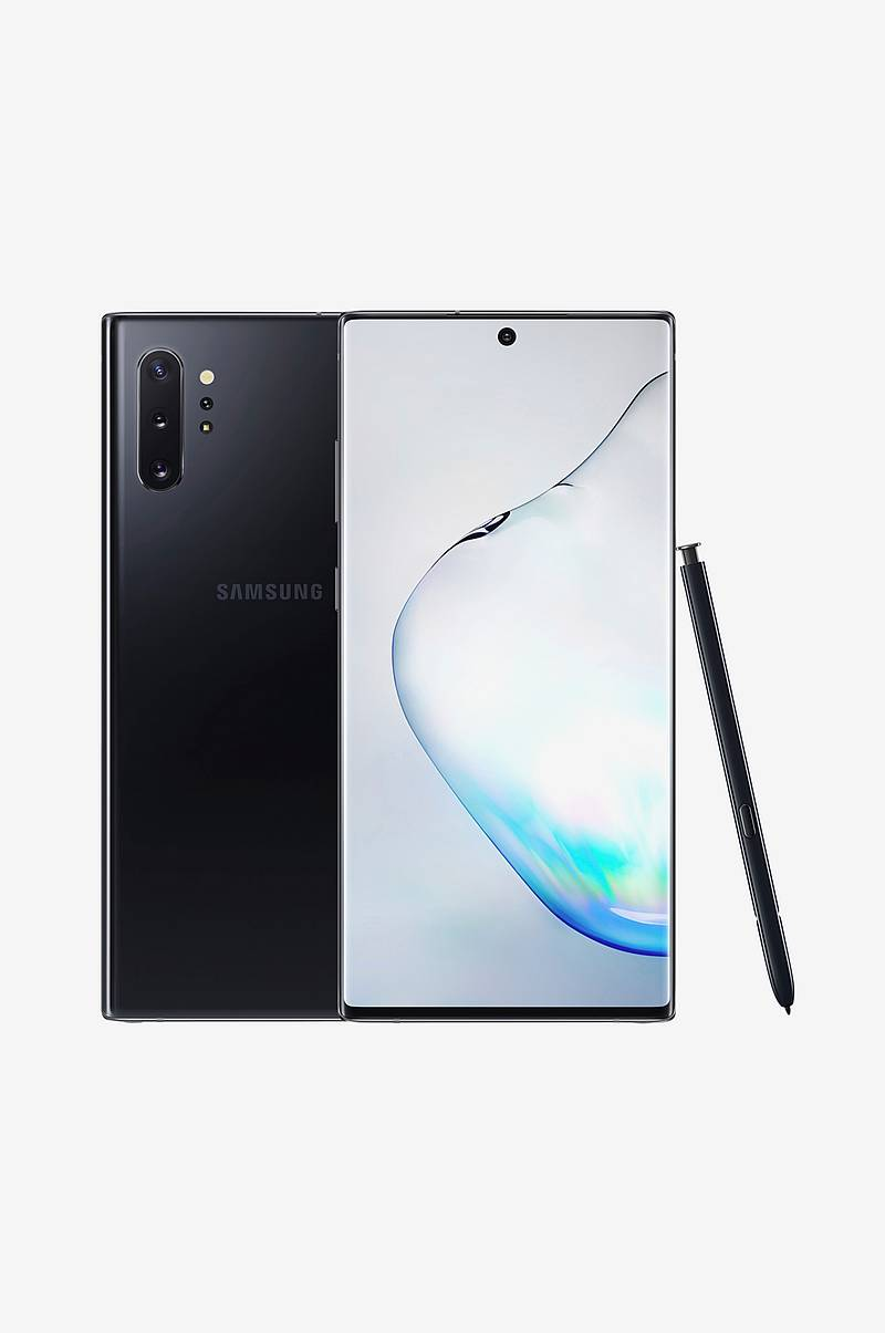 Galaxy Note 10+ 256 Gt Black