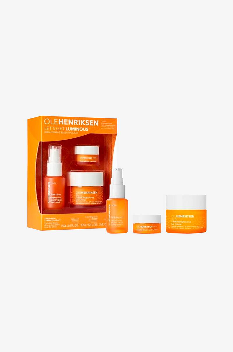 Ole Henriksen Set Lets Get Luminous 52 ml