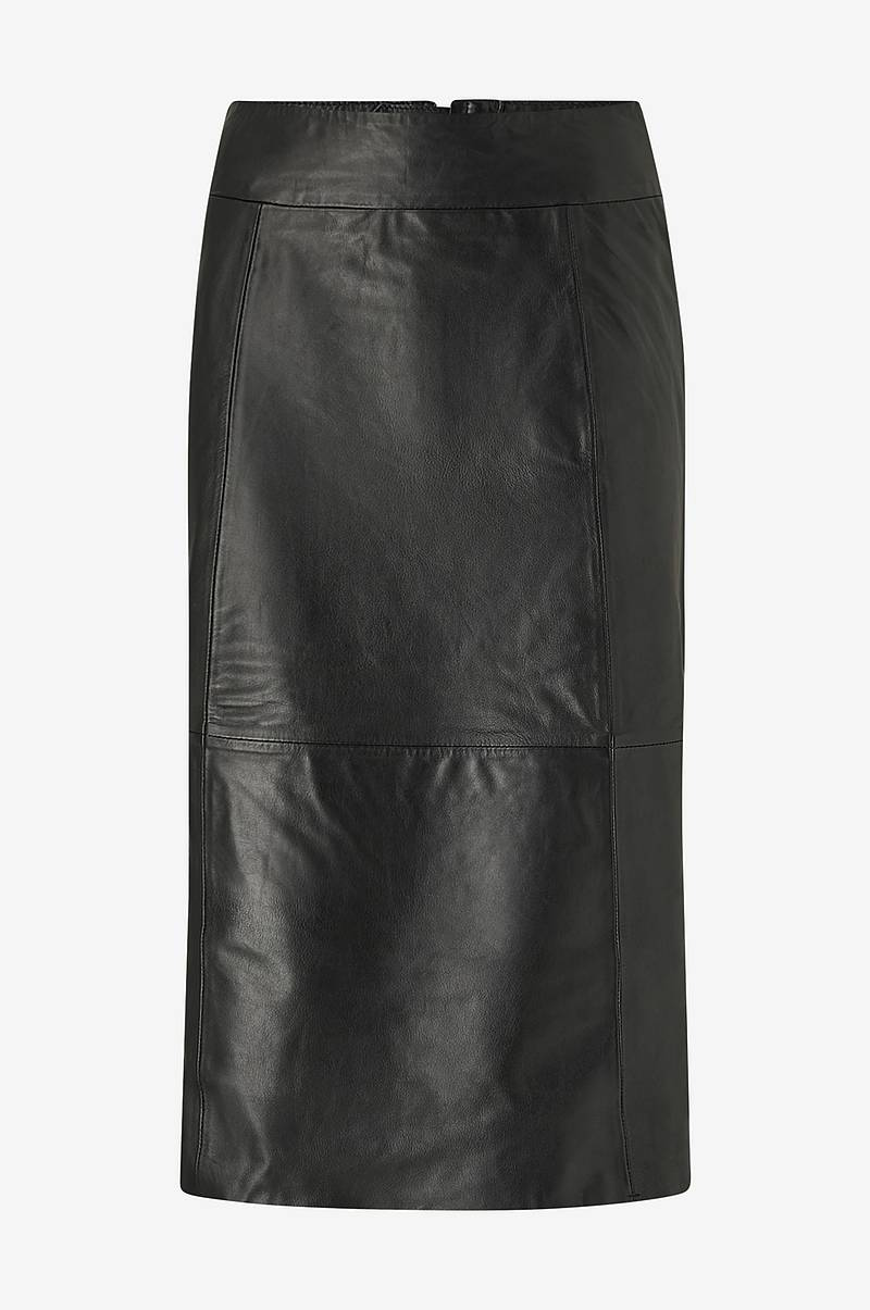Nahkahame slfArdee HW Leather Skirt