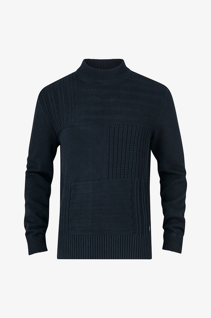 Tröja jprArvin Knit High Neck