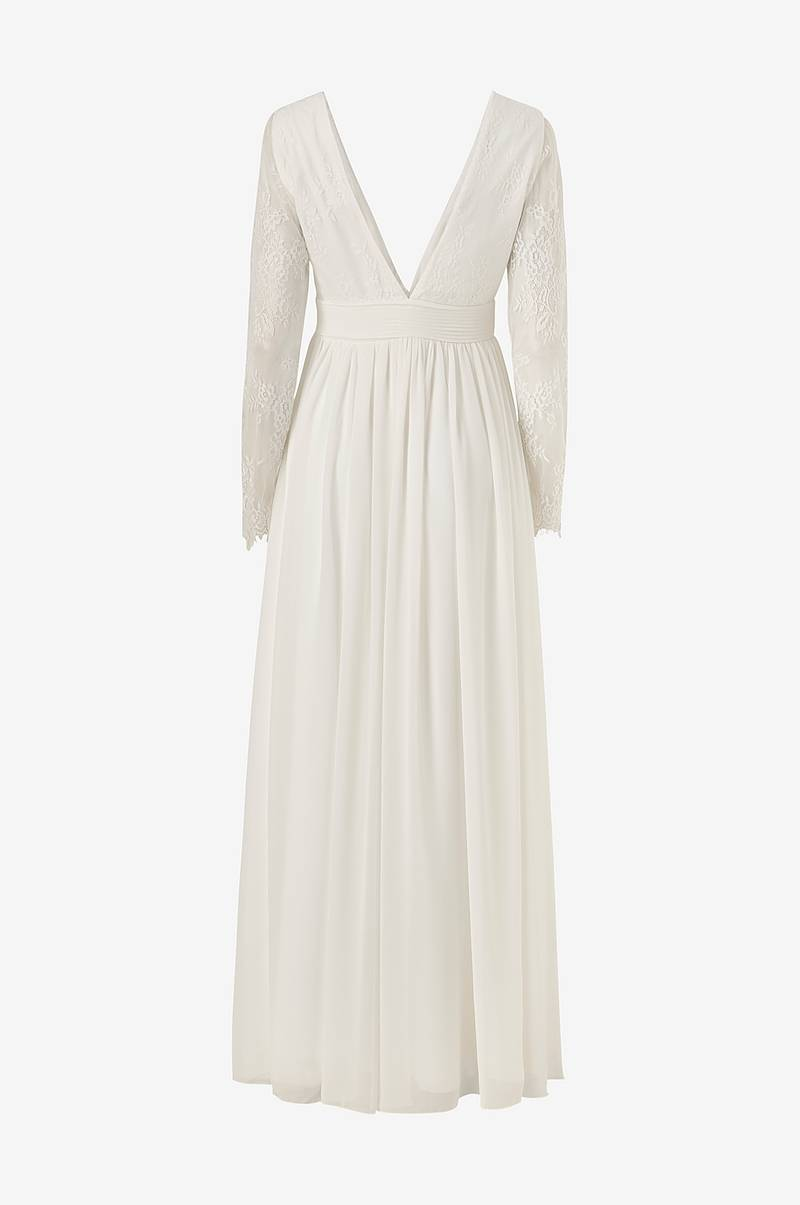 Maxikjole yasAdela LS Maxi Dress