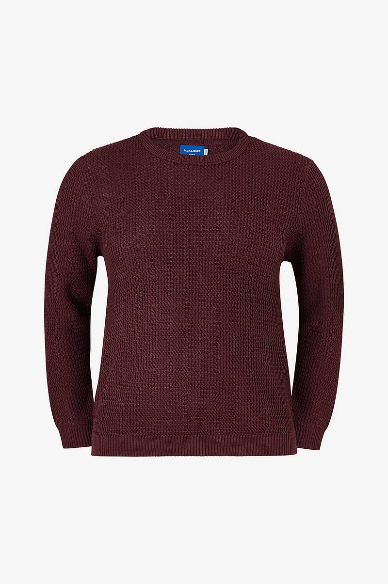 Neulepusero jorFlow Knit Crew Neck