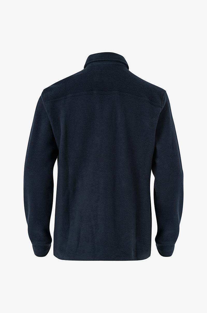 Fleeceskjorta jprJames Blu Sweat Shirt Jacket
