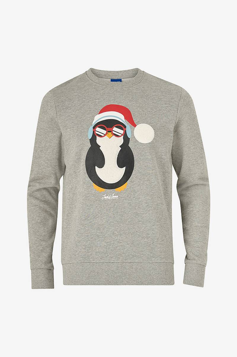 Joulupusero jorSnowfall Sweat Crew Neck