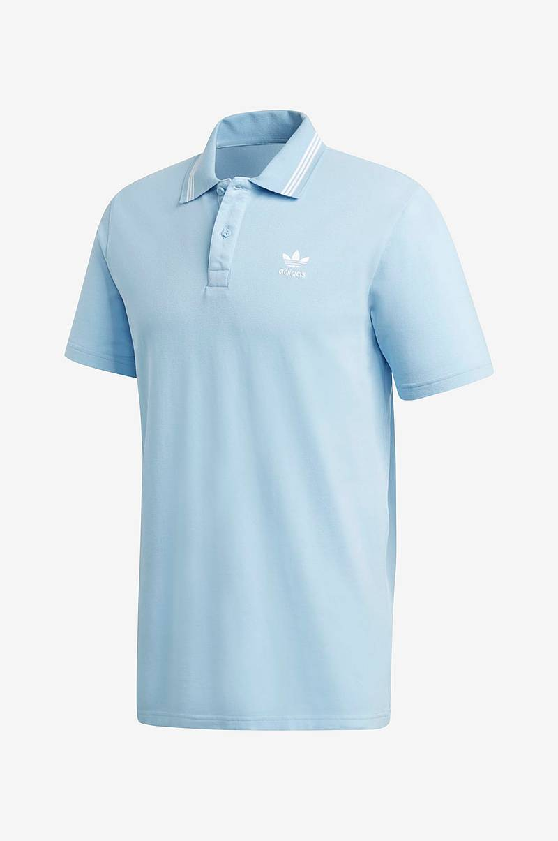 Pikeepaita Trefoil Essentials Polo Shirt