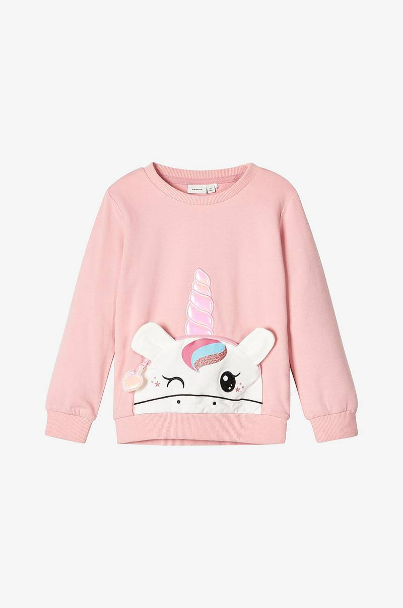 Sweatshirt nmfTopandu LS Sweat Bru Box