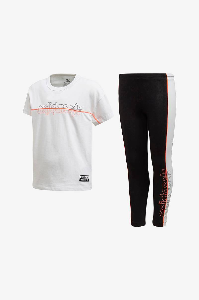 Tee Leggings Set