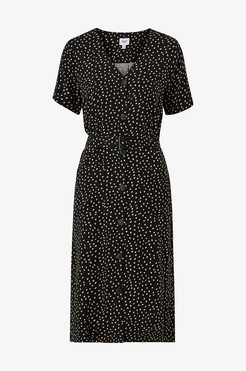 Kjole DreaSZ Dot Woven Dress