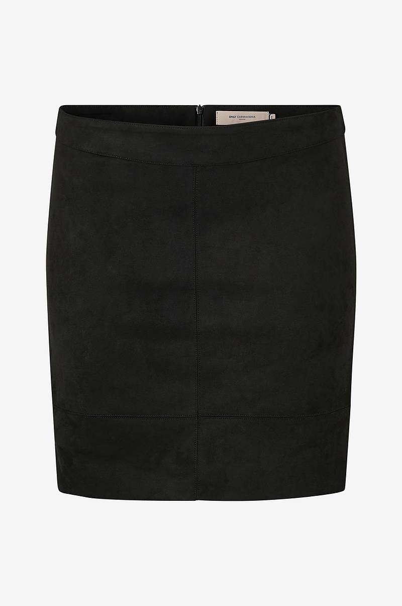 Hame carJulia Faux Suede Bonded Skirt