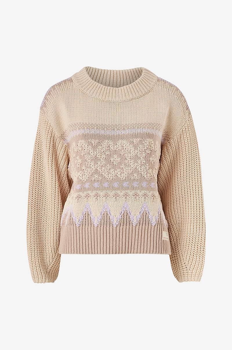 Tröja Magnetic Jacquard Sweater