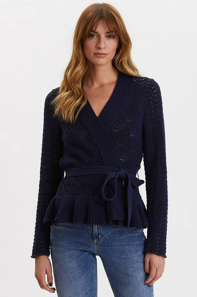 Cardigan Every Hour Frill
