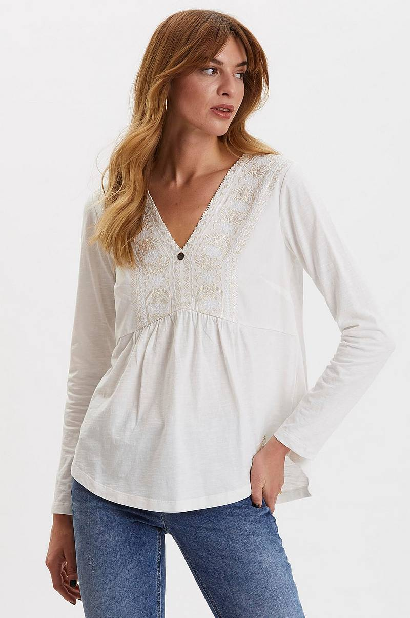 Topp Curious Blouse