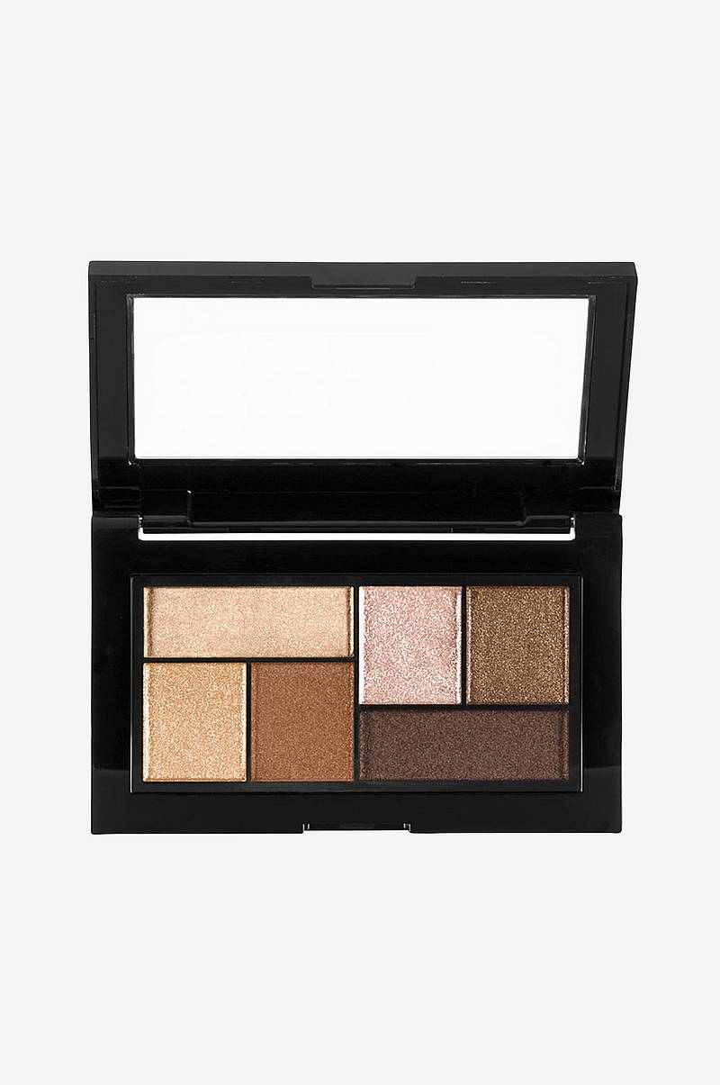 Øyenskygge The City Mini Palette 6 g