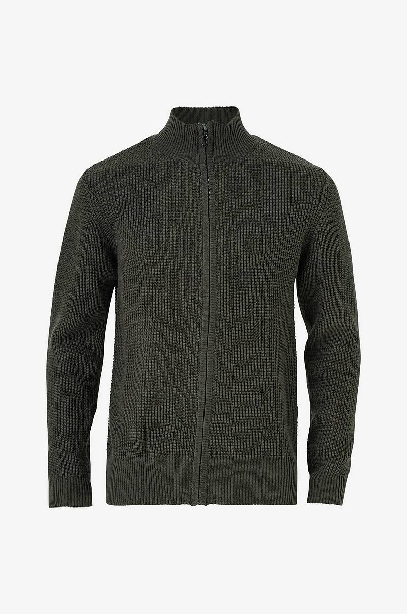 Trøje Stagione Zip Through L/S