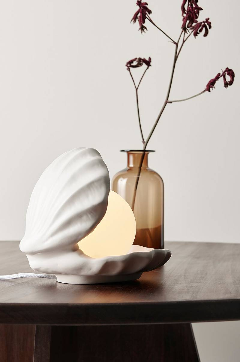 Bordlampe Shelly