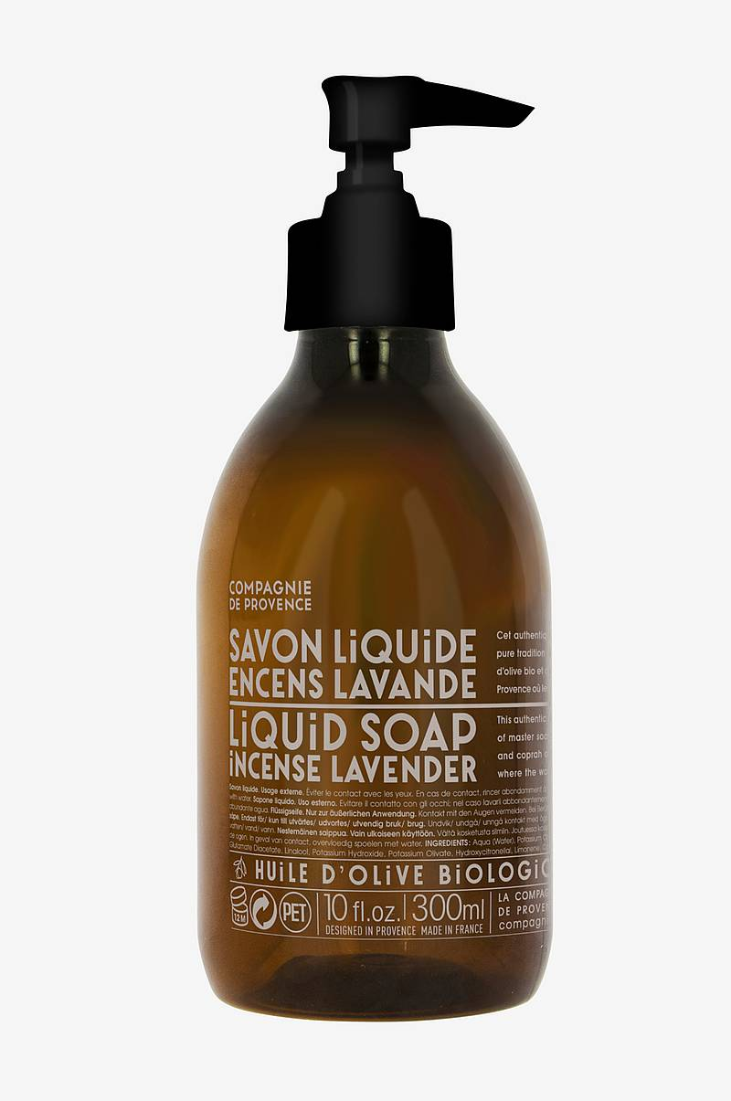Liquid Soap 300 ml Incense Lavender