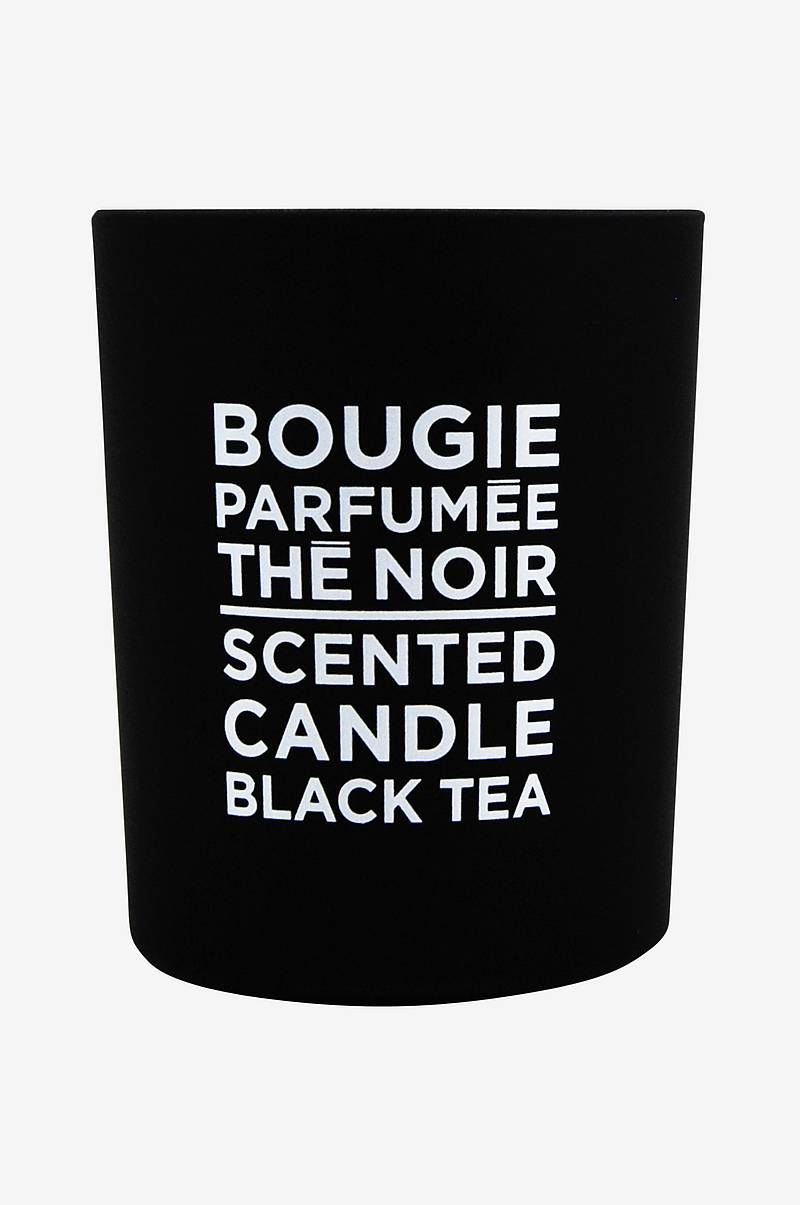 Scented Candle Black Tea