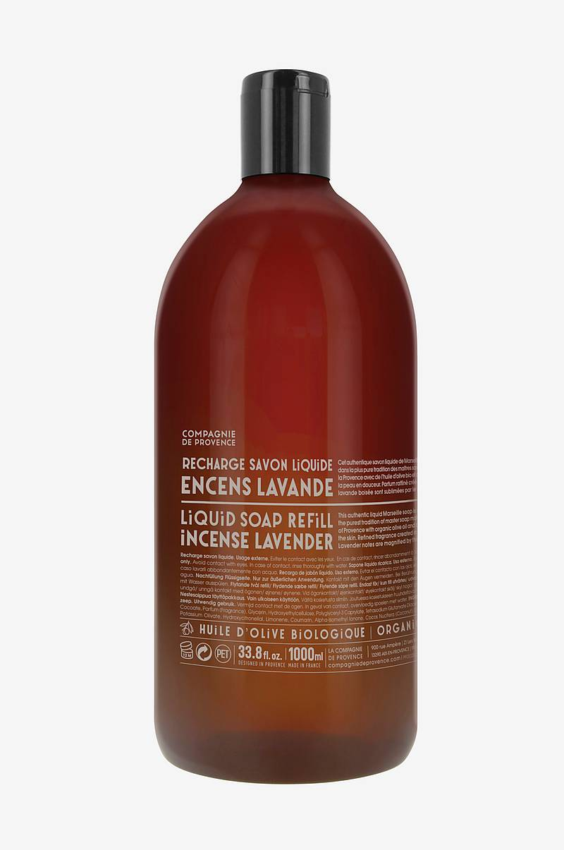 Liquid Soap 1000 ml Incense Lavender