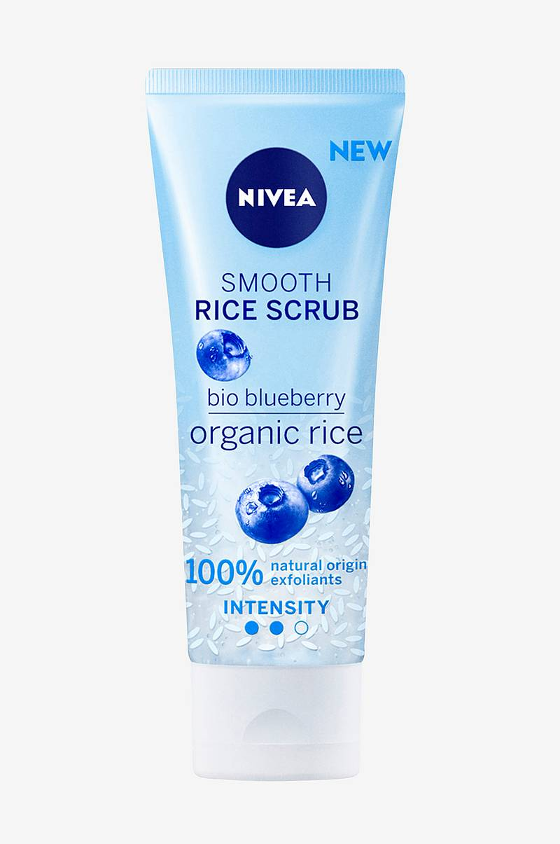 Rice Scrub Blue Normal 75 ml