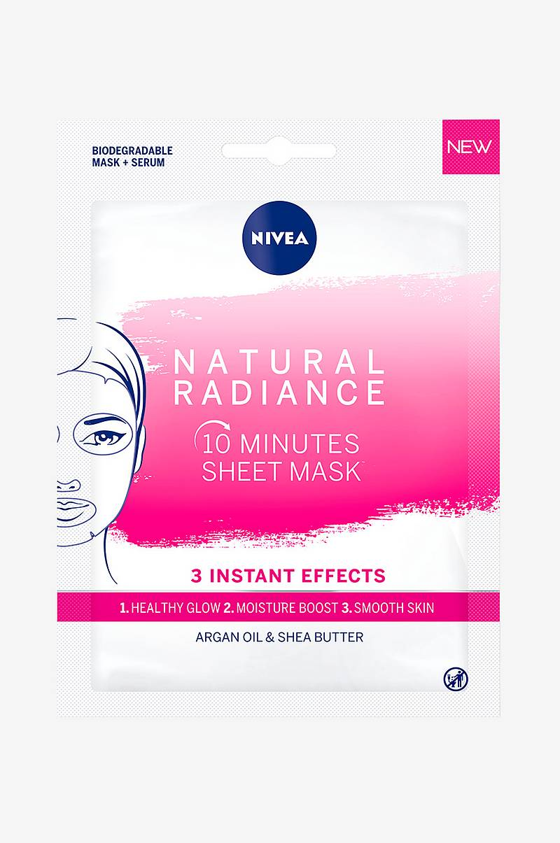 Urban Skin Radiance Sheet Mask