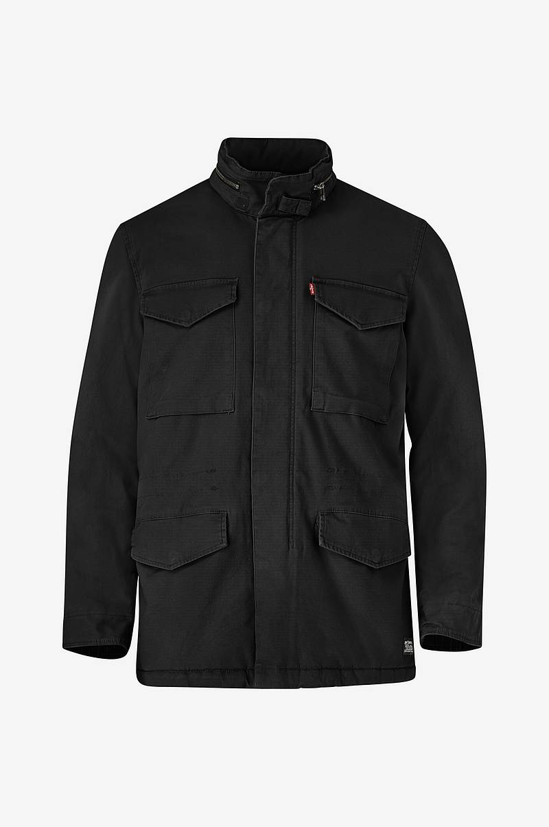 Jakke Sherpa Field Coat
