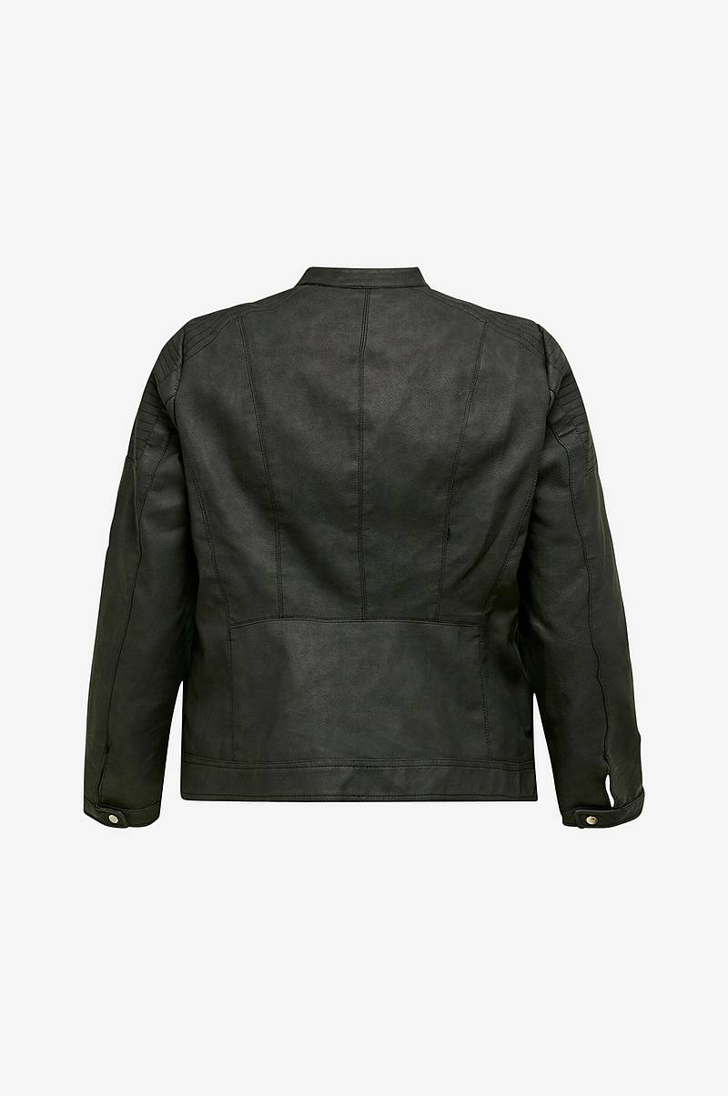 Jacka carMelanie Faux Leather Jacket