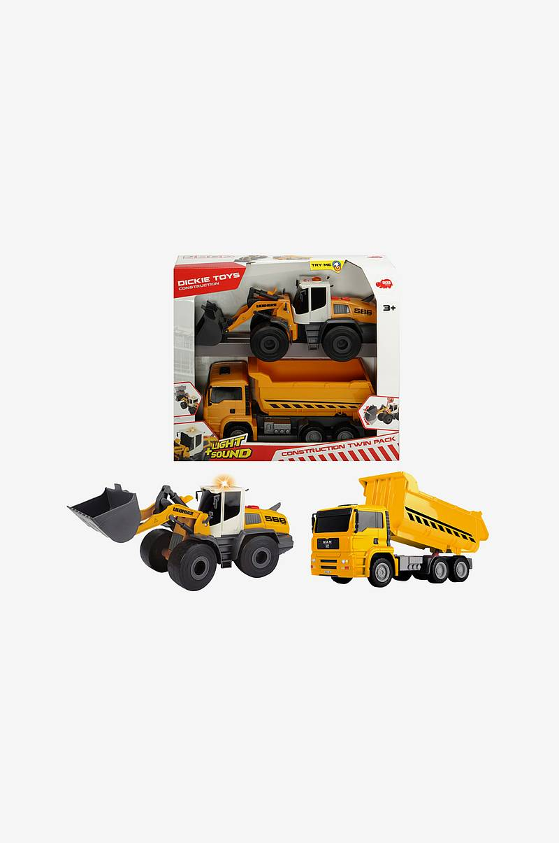 Construction Twin Pack