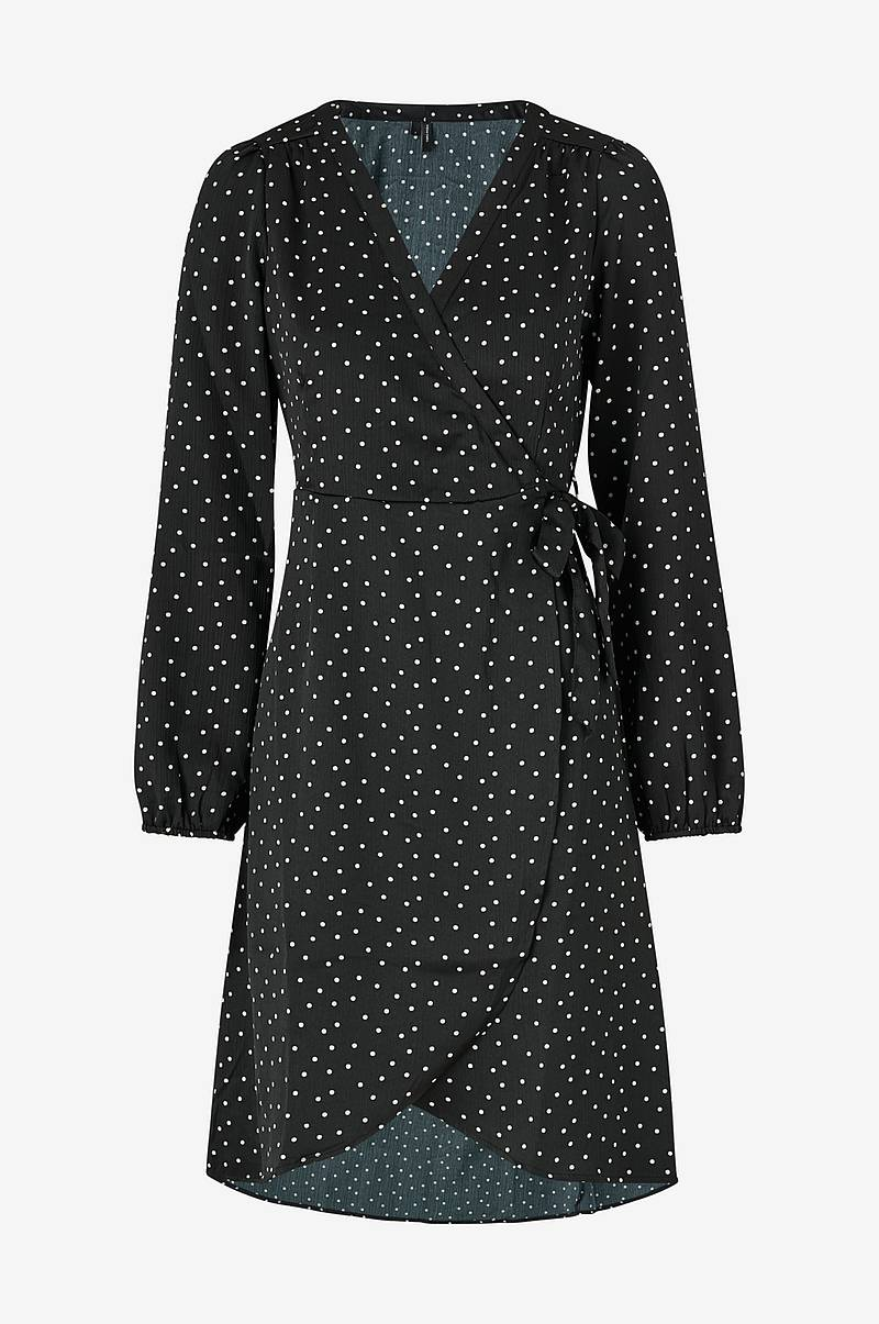 Kietaisumekko vmGamma L/S Wrap Dress